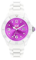 アイス 時計 Ice-Watch Unisex SIWVUS10 Purple Dial with White Bracelet Watch<img class='new_mark_img2' src='https://img.shop-pro.jp/img/new/icons16.gif' style='border:none;display:inline;margin:0px;padding:0px;width:auto;' />