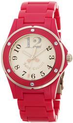 ジューシークチュール 時計 Juicy Couture Womens 1900580 Rich Girl Hot Pink Plastic Bracelet Watch<img class='new_mark_img2' src='https://img.shop-pro.jp/img/new/icons16.gif' style='border:none;display:inline;margin:0px;padding:0px;width:auto;' />