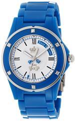 ジューシークチュール 時計 Juicy Couture Womens 1900719 Rich Girl Teal Plastic Bracelet Watch<img class='new_mark_img2' src='https://img.shop-pro.jp/img/new/icons40.gif' style='border:none;display:inline;margin:0px;padding:0px;width:auto;' />