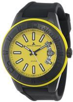 ジャックルマン 時計 Jacques Lemans Mens 1-1784L Miami Sport Analog Black Silicone Strap Watch<img class='new_mark_img2' src='https://img.shop-pro.jp/img/new/icons29.gif' style='border:none;display:inline;margin:0px;padding:0px;width:auto;' />