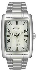 ケネスコール 時計 Kenneth Cole New York Classic White Dial Mens watch #KC3937