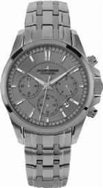 <img class='new_mark_img1' src='https://img.shop-pro.jp/img/new/icons30.gif' style='border:none;display:inline;margin:0px;padding:0px;width:auto;' />ジャックルマン 時計 Jacques Lemans Mens 1-1703F Liverpool Titan Sport Analog Chronograph Titan Watch