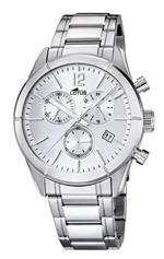 <img class='new_mark_img1' src='https://img.shop-pro.jp/img/new/icons5.gif' style='border:none;display:inline;margin:0px;padding:0px;width:auto;' />ロータス 時計 Mens Watch Lotus - Stainless Steel Band - Chronograph - W.R 10 ATM - 15849/1