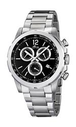 ロータス 時計 Lotus 15855-5 Mens Black and Silver Chronograph Watch<img class='new_mark_img2' src='https://img.shop-pro.jp/img/new/icons13.gif' style='border:none;display:inline;margin:0px;padding:0px;width:auto;' />