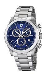 ロータス 時計 Lotus 15855-2 Mens Blue and Silver Chronograph Watch<img class='new_mark_img2' src='https://img.shop-pro.jp/img/new/icons9.gif' style='border:none;display:inline;margin:0px;padding:0px;width:auto;' />