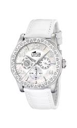 ロータス 時計 Lotus Womens L15684/1 White Leather Quartz Watch with White Dial<img class='new_mark_img2' src='https://img.shop-pro.jp/img/new/icons31.gif' style='border:none;display:inline;margin:0px;padding:0px;width:auto;' />