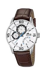 ロータス 時計 Classic Mens Watch LOTUS by FESTINA 15798/1 Brown Leather Band<img class='new_mark_img2' src='https://img.shop-pro.jp/img/new/icons29.gif' style='border:none;display:inline;margin:0px;padding:0px;width:auto;' />