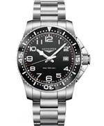 ロンジン 時計 Longines HydroConquest Black Dial Stainless Steel Mens Watch L36894536<img class='new_mark_img2' src='https://img.shop-pro.jp/img/new/icons23.gif' style='border:none;display:inline;margin:0px;padding:0px;width:auto;' />