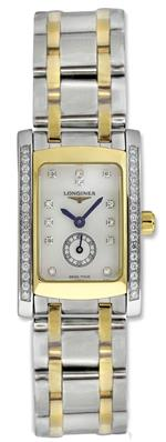 ロンジン 時計 Longines Dolce Vita Two Tone Stainless Steel amp 18k Gold Diamond Womens Watch<img class='new_mark_img2' src='https://img.shop-pro.jp/img/new/icons18.gif' style='border:none;display:inline;margin:0px;padding:0px;width:auto;' />