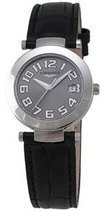 ロンジン 時計 Longines Dolce Vita Stainless Steel Womens Strap Watch Grey Dial L5.505.4.73.0<img class='new_mark_img2' src='https://img.shop-pro.jp/img/new/icons19.gif' style='border:none;display:inline;margin:0px;padding:0px;width:auto;' />