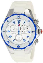 ミッシェル 時計 Michele Womens MWW12F000023 Tahitian Jelly Bean Large Chronograph Watch