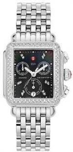<img class='new_mark_img1' src='https://img.shop-pro.jp/img/new/icons15.gif' style='border:none;display:inline;margin:0px;padding:0px;width:auto;' />ミッシェル 時計 Michele Signature Deco Diamond Ladies Watch MWW06P000171