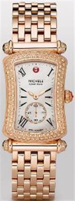 ミッシェル 時計 Michele Womens MWW16B000031 Caber Park Mother-Of-Pearl Dial Watch<img class='new_mark_img2' src='https://img.shop-pro.jp/img/new/icons7.gif' style='border:none;display:inline;margin:0px;padding:0px;width:auto;' />