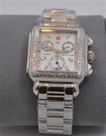 ミッシェル 時計 Michele Womens Deco Day Mother of Pearl Dial .66tcw Diamond Watch Mw06p01a1046 with<img class='new_mark_img2' src='https://img.shop-pro.jp/img/new/icons3.gif' style='border:none;display:inline;margin:0px;padding:0px;width:auto;' />