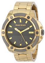 マークエコー 時計 Marc Ecko Mens M17504G1 The Blade Three Hand Watch