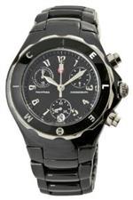 ミッシェル 時計 Michele Womans MWW12A000006 Tahitian Ceramic Black Bezel Watch<img class='new_mark_img2' src='https://img.shop-pro.jp/img/new/icons14.gif' style='border:none;display:inline;margin:0px;padding:0px;width:auto;' />