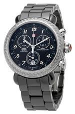 ミッシェル 時計 Michele Womans MWW03N000003 CSX Ceramic Black Diamond Watch<img class='new_mark_img2' src='https://img.shop-pro.jp/img/new/icons10.gif' style='border:none;display:inline;margin:0px;padding:0px;width:auto;' />