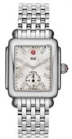 ミッシェル 時計 MICHELE Womens MWW06V000002 Deco 16 Analog Display Swiss Quartz Silver Watch<img class='new_mark_img2' src='https://img.shop-pro.jp/img/new/icons25.gif' style='border:none;display:inline;margin:0px;padding:0px;width:auto;' />