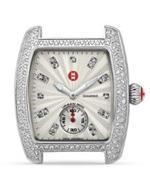 ミッシェル 時計 Michele Caber Deco Urban Head Diamond Case MWW02A000508 Watch