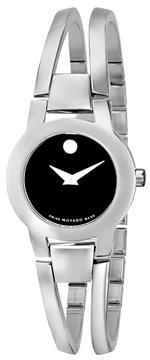 モバード 時計 Movado Womens 604759 quotAmorosaquot Stainless Steel Bangle Bracelet Watch<img class='new_mark_img2' src='https://img.shop-pro.jp/img/new/icons39.gif' style='border:none;display:inline;margin:0px;padding:0px;width:auto;' />