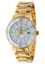 モメンタス 時計 Momentus Gold Plated Stainless Steel White Ion Bezel Womens Watch TC146G-09SG<img class='new_mark_img2' src='https://img.shop-pro.jp/img/new/icons5.gif' style='border:none;display:inline;margin:0px;padding:0px;width:auto;' />