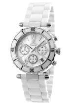 モメンタス 時計 Momentus Stainless Steel Ceramic White Chronograph Womens Watch TC123C-09CS<img class='new_mark_img2' src='https://img.shop-pro.jp/img/new/icons31.gif' style='border:none;display:inline;margin:0px;padding:0px;width:auto;' />