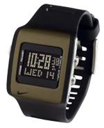 ナイキ 時計 Nike Mettle Black Mens Watch WC0037-077