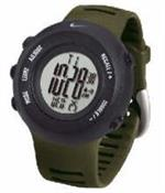 ナイキ 時計 Nike Oregon Altimeter Sport Watch - Green/Black - WA0035-340
