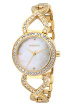モメンタス 時計 Momentus Gold Stainless Steel White Dial Crystal Womens Watch FJ178G-09SD<img class='new_mark_img2' src='https://img.shop-pro.jp/img/new/icons21.gif' style='border:none;display:inline;margin:0px;padding:0px;width:auto;' />