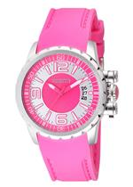 モメンタス 時計 Momentus Stainless Steel with Pink Rubber Band Pink Womens Watch TR108F-02RB<img class='new_mark_img2' src='https://img.shop-pro.jp/img/new/icons15.gif' style='border:none;display:inline;margin:0px;padding:0px;width:auto;' />
