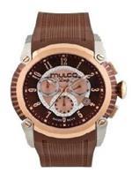 マルコ 時計 Mulco MW1-21160-033 Deep Scale Collection brown chronograph watch