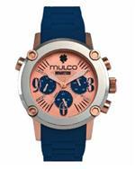 マルコ 時計 Mulco MW2-28050-043 Stainless Steel Chronograph MWATCH blue band Watch<img class='new_mark_img2' src='https://img.shop-pro.jp/img/new/icons38.gif' style='border:none;display:inline;margin:0px;padding:0px;width:auto;' />