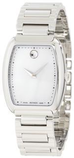 モバード 時計 Movado Womens 0606547 Concerto Stainless Steel Watch