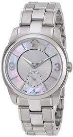 モバード 時計 Movado Womens 0606618 Movado Lx Stainless Steel Watch<img class='new_mark_img2' src='https://img.shop-pro.jp/img/new/icons9.gif' style='border:none;display:inline;margin:0px;padding:0px;width:auto;' />