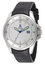 モメンタス 時計 Momentus Black Leather Band Stain amp White Dial Mens Wrist Watch FD220S-02BS<img class='new_mark_img2' src='https://img.shop-pro.jp/img/new/icons26.gif' style='border:none;display:inline;margin:0px;padding:0px;width:auto;' />