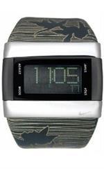 <img class='new_mark_img1' src='https://img.shop-pro.jp/img/new/icons15.gif' style='border:none;display:inline;margin:0px;padding:0px;width:auto;' />ナイキ 時計 Nike Womens C0033-002 Merge Transit Chronograh Leather Watch