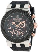 マルコ 時計 MULCO Unisex MW5-2365-025 Chronograph Analog Watch