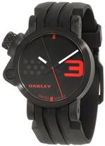 オークリー 時計 Oakley Mens 10-033 Unobtainium Strap Edition Watch