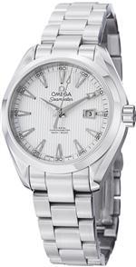 オメガ 時計 Omega Aqua Terra Automatic White Dial Stainless Steel Ladies Watch 231.10.34.20.04.001<img class='new_mark_img2' src='https://img.shop-pro.jp/img/new/icons32.gif' style='border:none;display:inline;margin:0px;padding:0px;width:auto;' />
