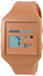 <img class='new_mark_img1' src='https://img.shop-pro.jp/img/new/icons39.gif' style='border:none;display:inline;margin:0px;padding:0px;width:auto;' />ヌーカ 時計 Nooka Unisex ZUB-ZOO-BZ-20 Zub Zoo Bronze Polyurethane Watch