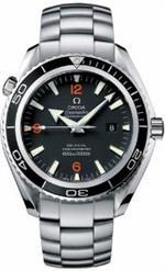 オメガ 時計 Omega Seamaster Planet Ocean Mens Xl Watch 2200.51.00