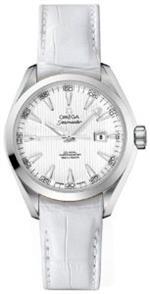 オメガ 時計 Omega Aqua Terra Automatic Ladies Watch 231.13.34.20.04.001