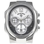 フィリップ ステイン 時計 Philip Stein Classic Chronograph Grey Dial Ladies Watch 22-FGR