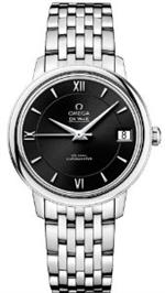 オメガ 時計 Omega Deville Prestige Ladies Watch 424.10.33.20.01.001