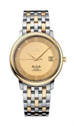 オメガ 時計 Omega De Ville Prestige Automatic Two Tone Mens Watch 4374.11<img class='new_mark_img2' src='https://img.shop-pro.jp/img/new/icons19.gif' style='border:none;display:inline;margin:0px;padding:0px;width:auto;' />