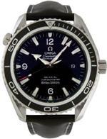 オメガ 時計 Omega Seamaster Planet Ocean Xl Mens Watch 2900.50.81