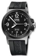 オリス 時計 Oris Bc3 Advanced Day Date Mens Watch 735 7641 43 64 Rs