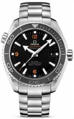 オメガ 時計 Omega Seamaster Planet Ocean 46mm Mens Watch