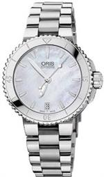 オリス 時計 Oris Aquis Date Ladies Watch 733 7652 41 51 Mb