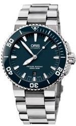 オリス 時計 Oris Aquis Blue Dial Mens Watch 733-7653-4155MB<img class='new_mark_img2' src='https://img.shop-pro.jp/img/new/icons12.gif' style='border:none;display:inline;margin:0px;padding:0px;width:auto;' />
